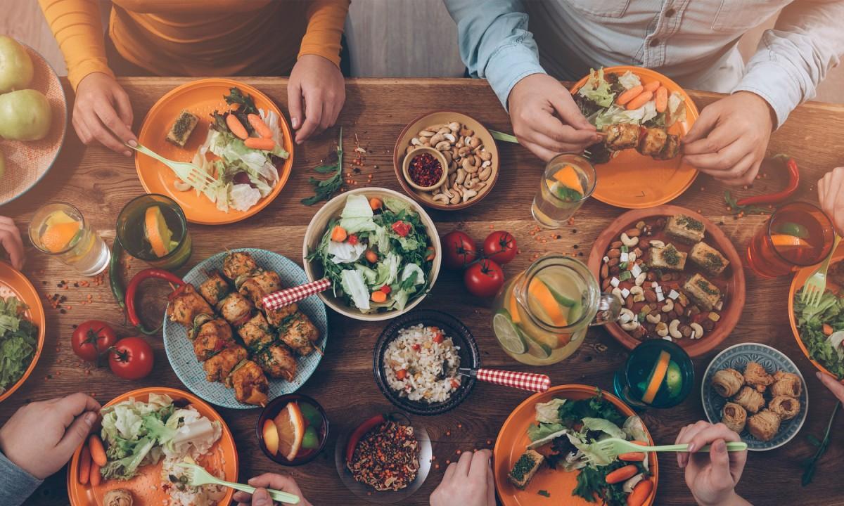 Abbinamento olio e cibo in cucina - Baglioingardia.com